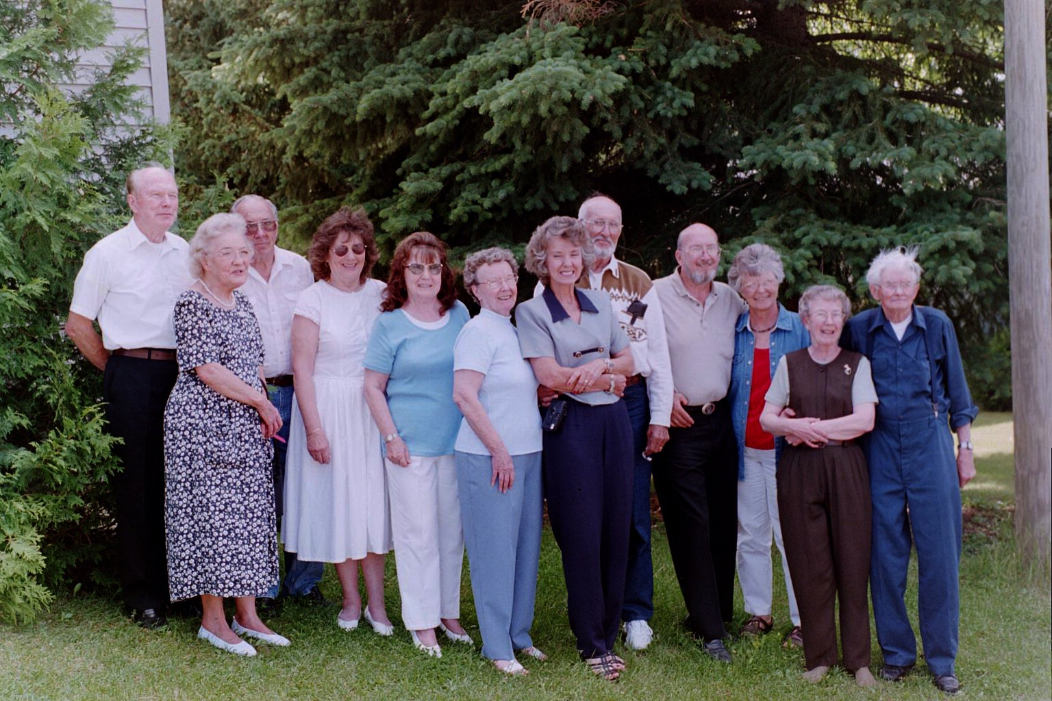 Stenoien Reunion – June 10, 2000