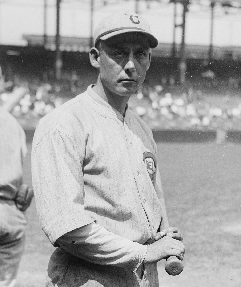 Edd Roush – Baseball Hall of Fame