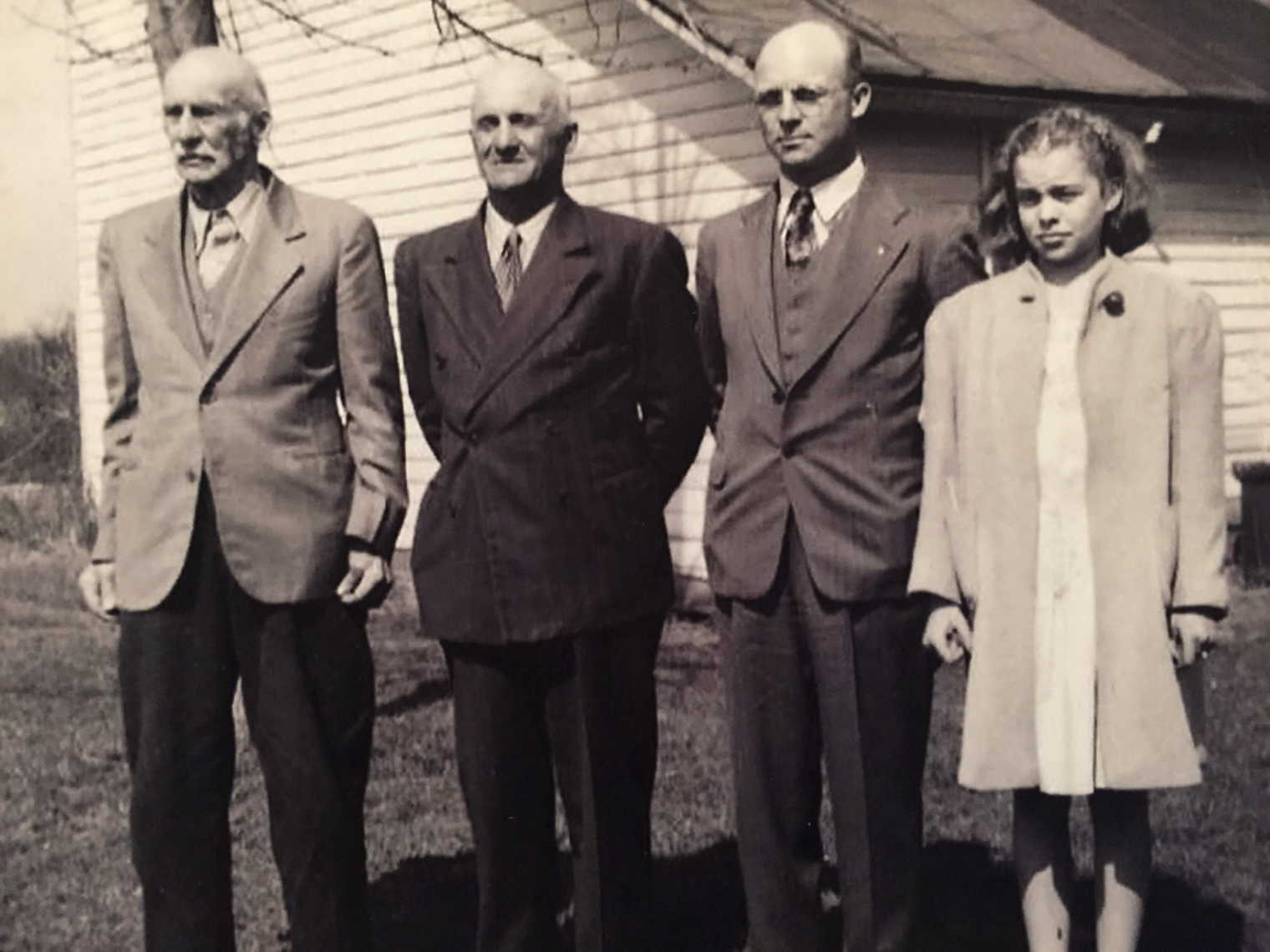 Roush Family – Robie's fathers ancestry